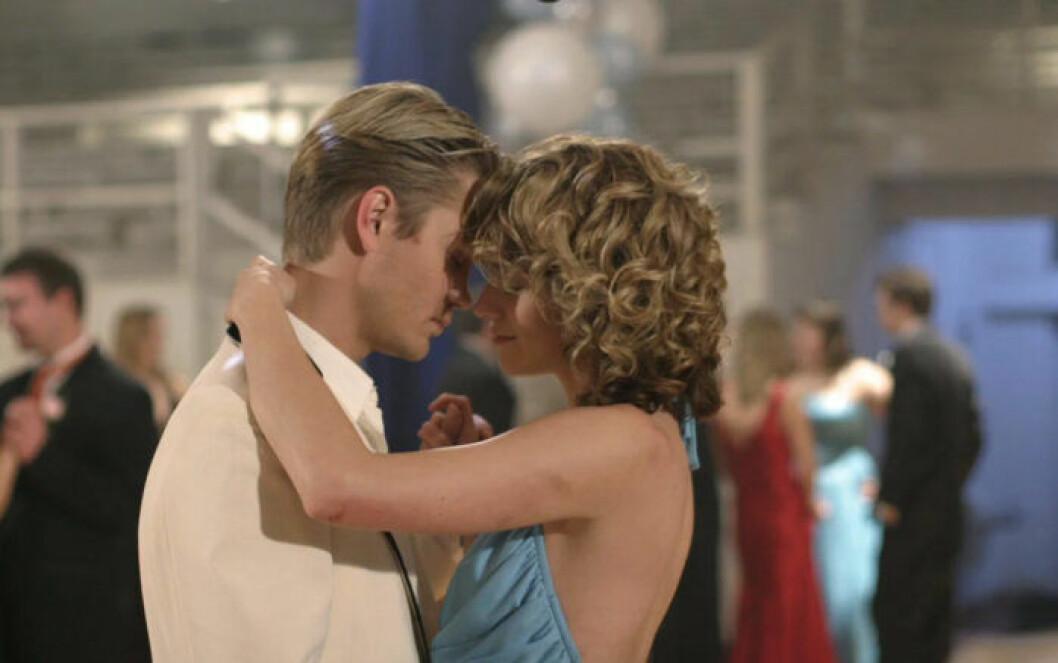 Lucas och Peyton