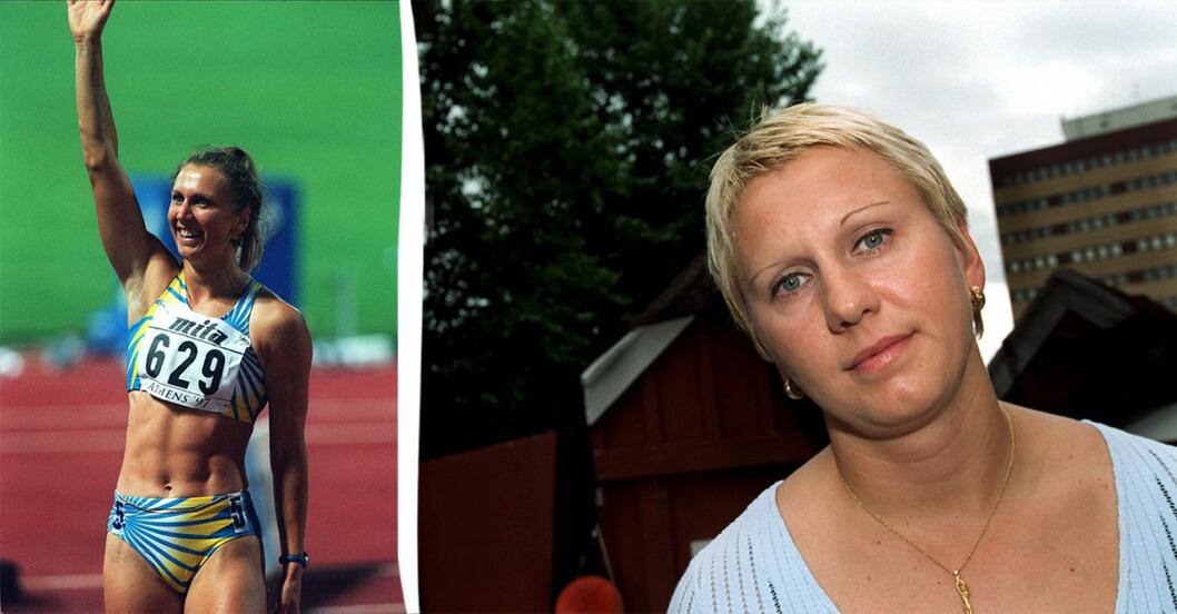 Ludmila Engquist vann VM-guld – och sen dopade hon sig.