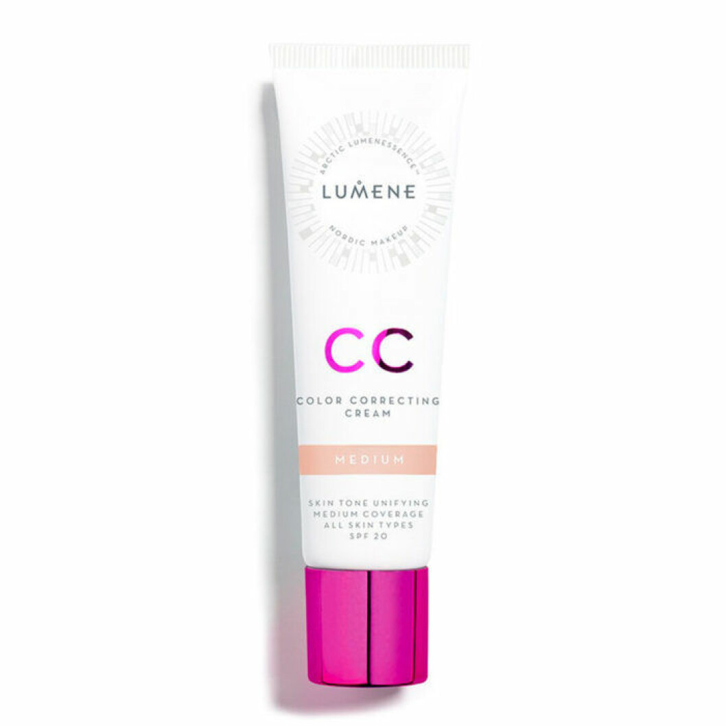 Lumene cc cream med spf