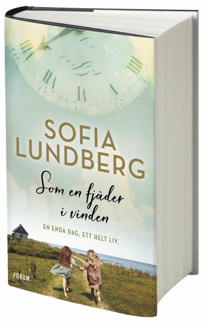 Som en fjäder i vinden av Sofia Lundberg.
