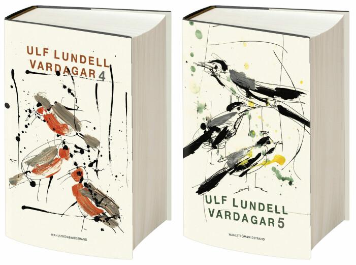 Böckerna Vardagar 4 och Vardagar 5 av Ulf Lundell