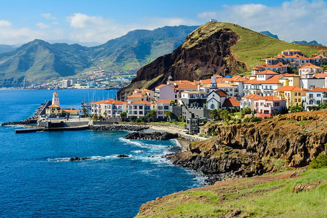 Madeira är ett varmt resmål året om