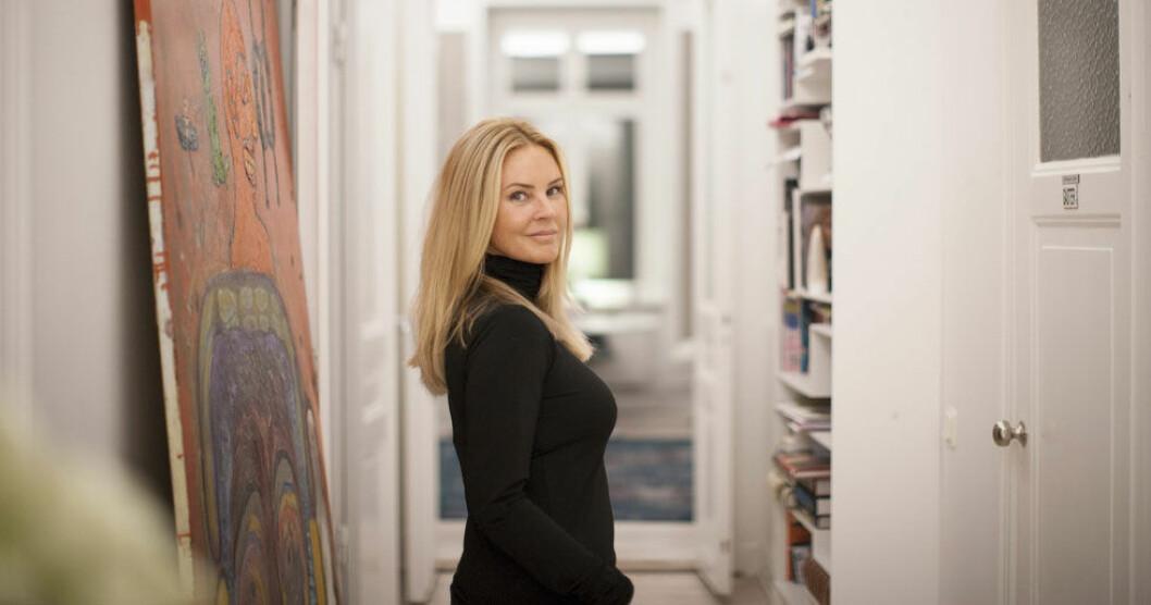Magdalena Graaf är aktuell i Postkodsmiljonären, som smyckesdesigner, bloggare. I oktober gifter hon sig.