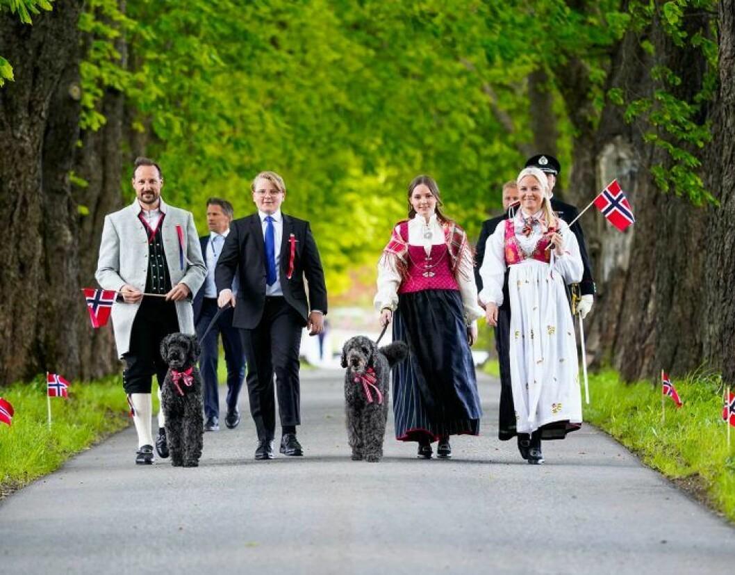 mette-marit haakon 17 maj