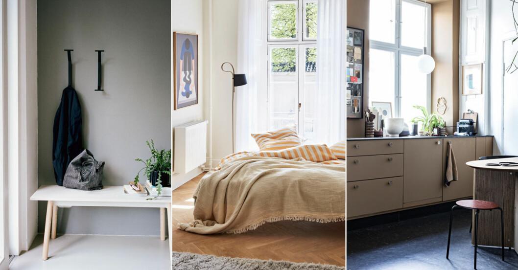Måla om och höj värdet på din bostad – trendiga färger att satsa på