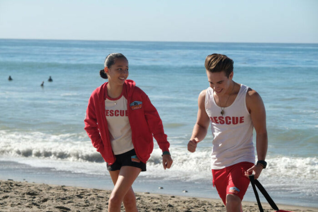 Malibu Rescue på Netflix i juni 2019