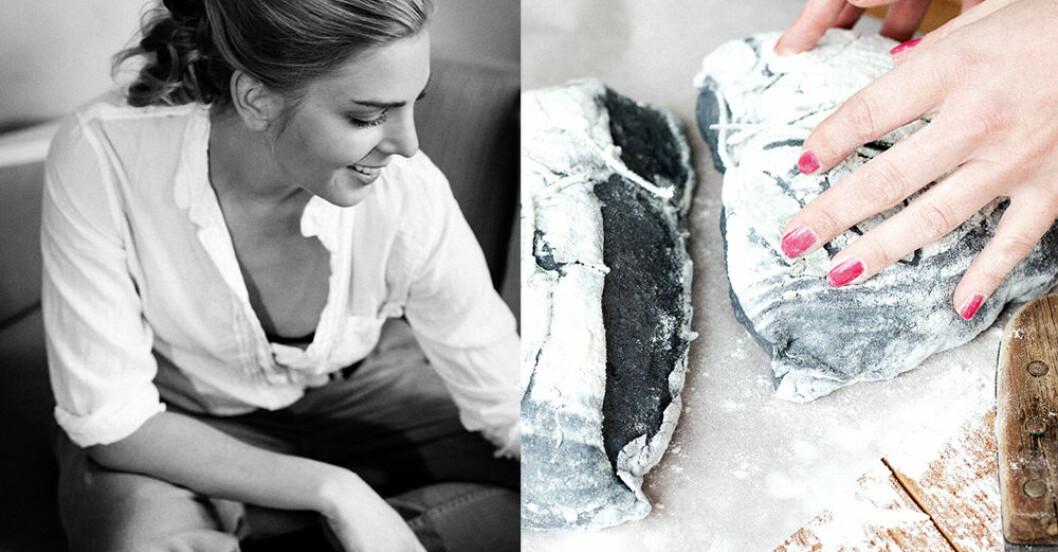 """Malin Elmilds bok """"The Bread Exchange"""""""