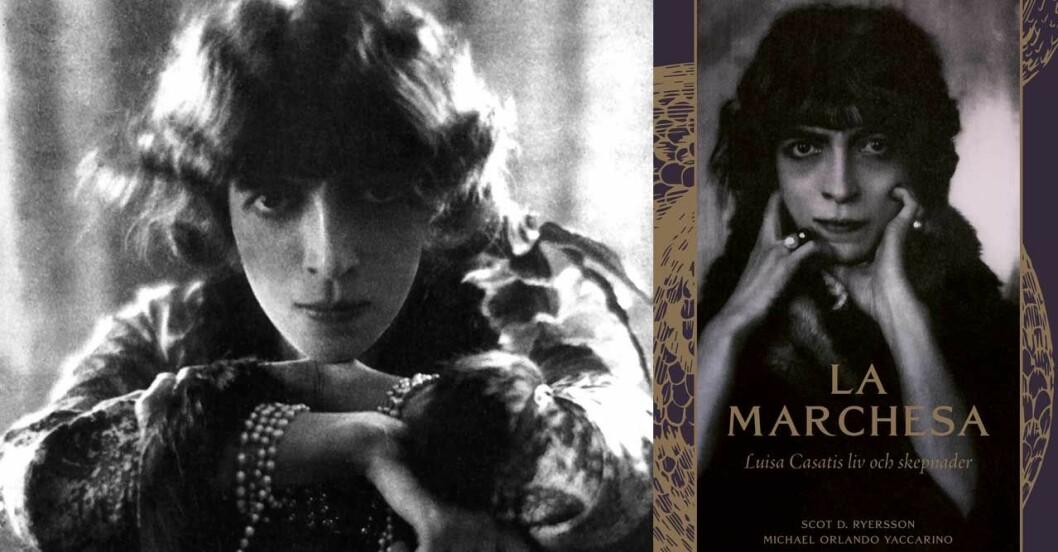 La Marchesa – Luisa Casatis liv och skepnader