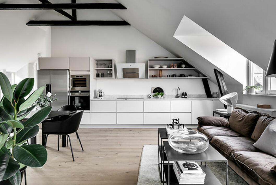 Margaux Dietz lägenhet