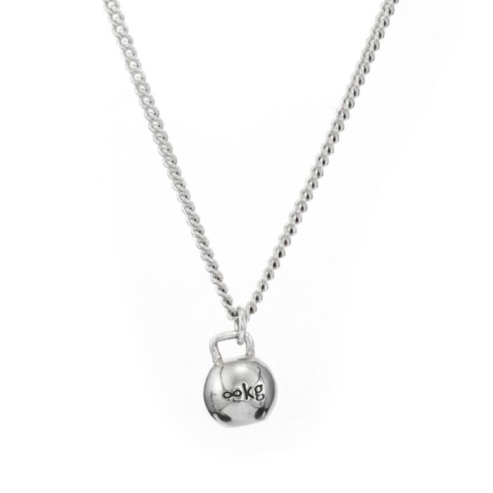 Maria Nilsdotter smycke halsband pippi silver