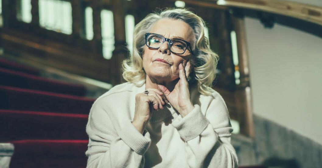 Marie Göranzon, skådespelare