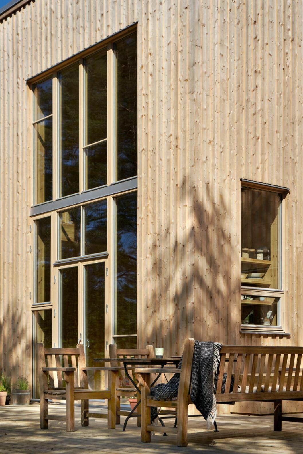 Villa Streich på Gotland av arkitekten Martina Eriksson