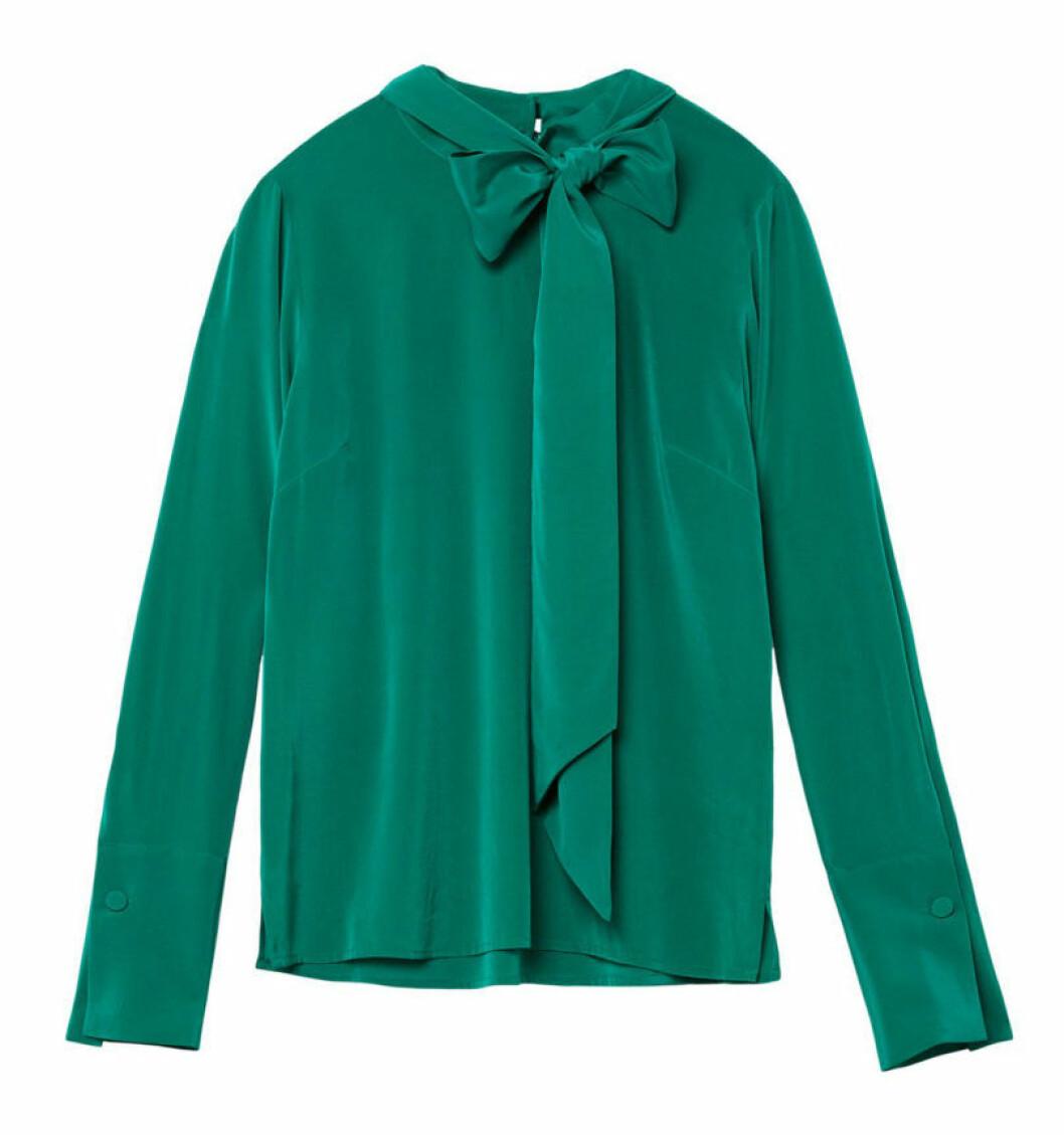knyt-blus-grön-marville