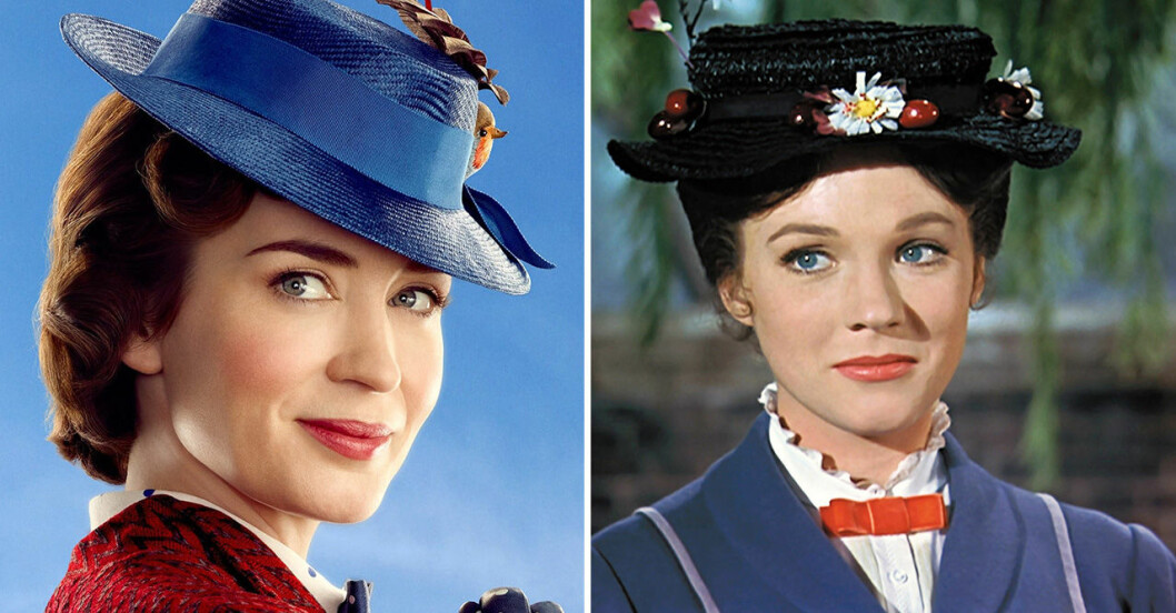 Nya Mary poppins har premiär i december.