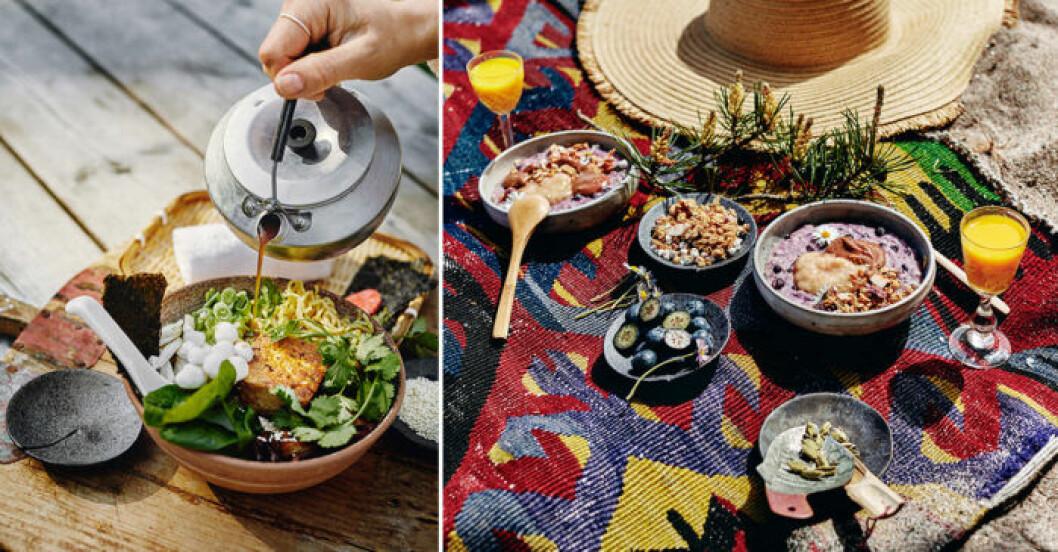 Frida Ronges meny