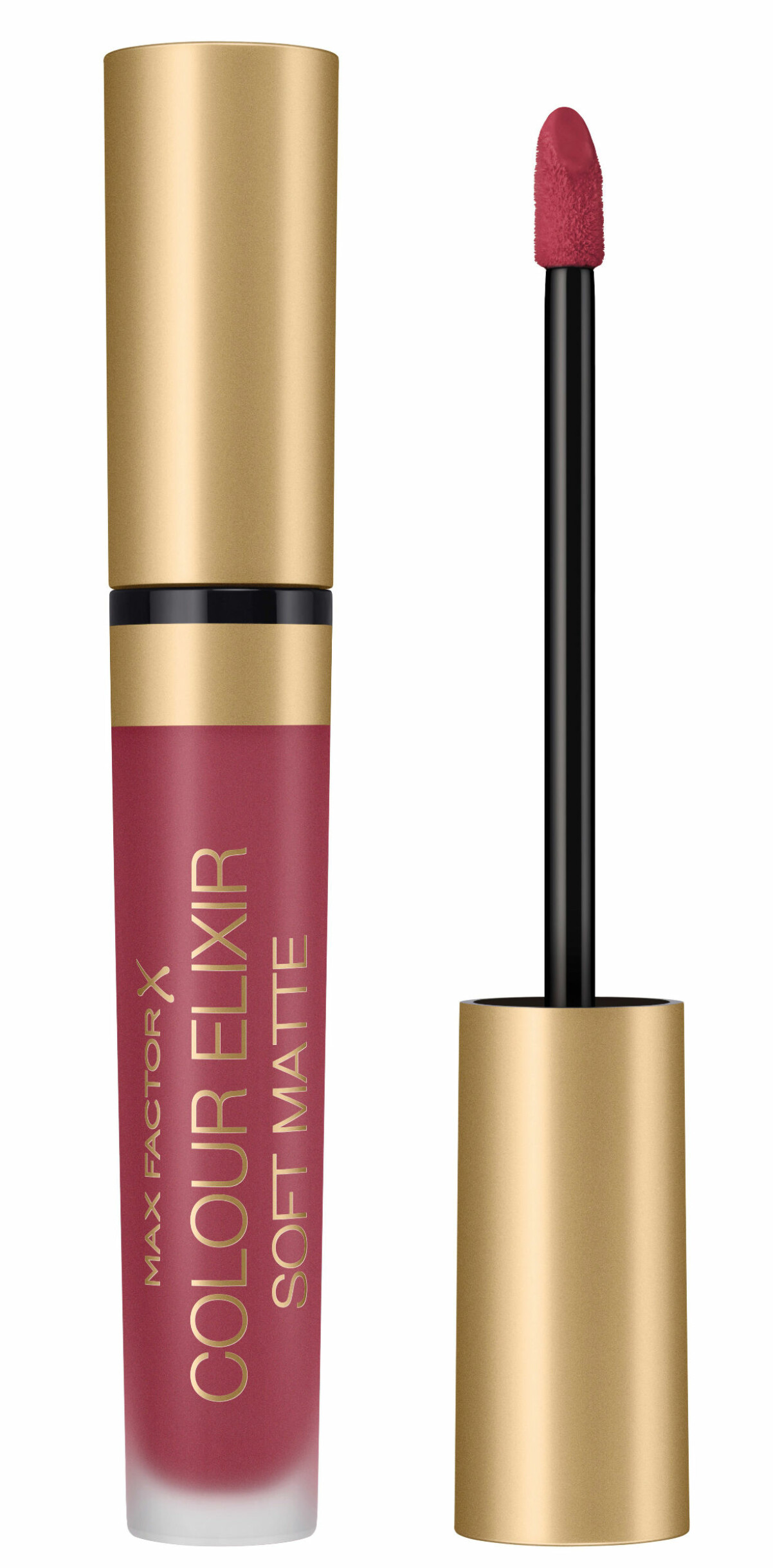 Colour Elixir Soft Matte i Faded Red, Max Factor.