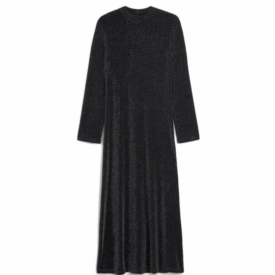 Långklänning med glitter från Monki