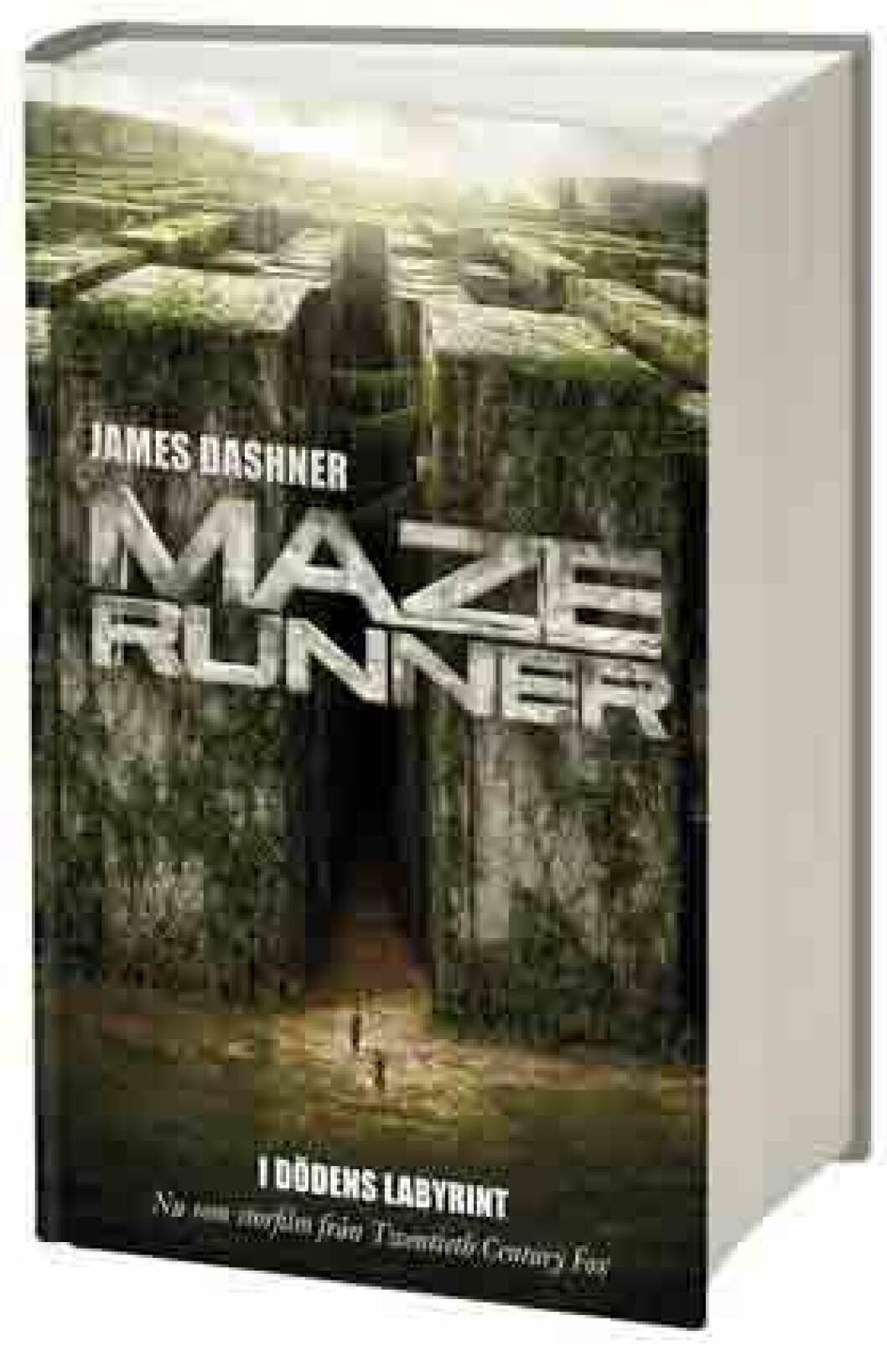 Maze Runner av James Dashner (Semic)