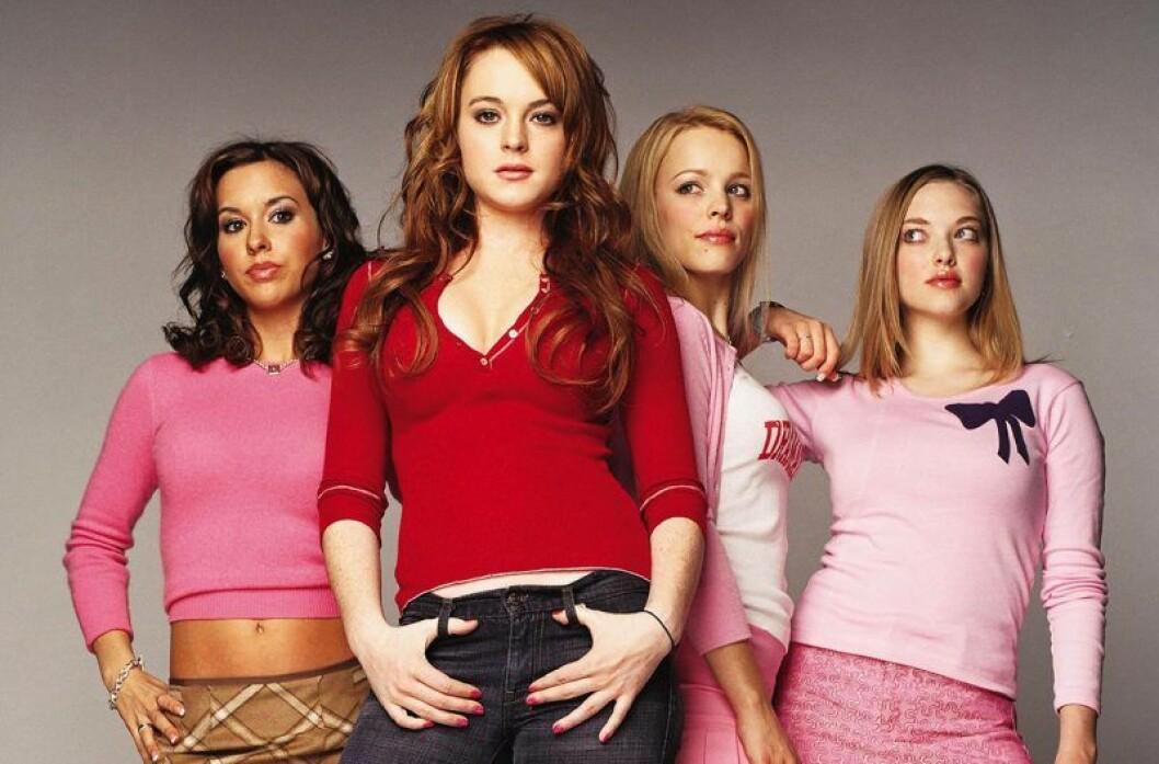 Mean Girls på Netflix