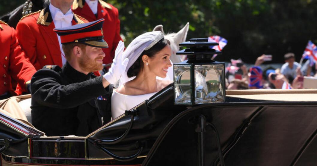 Meghan Markle och Prins Harry