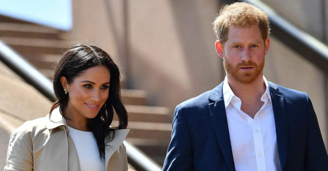 Därför kommer The Crown aldrig skildra Meghan Markle och prins Harrys liv