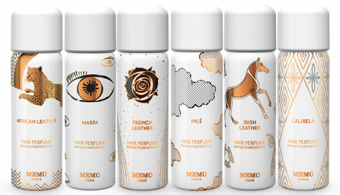 Hårparfym Hair Perfume, Memo Paris.