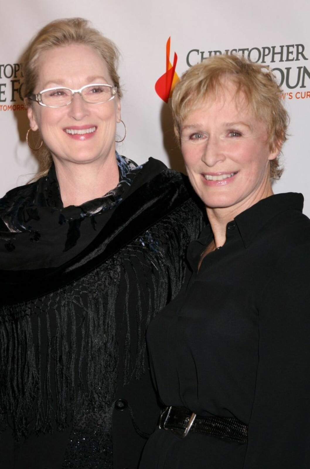 Meryl Streep och Glenn Close