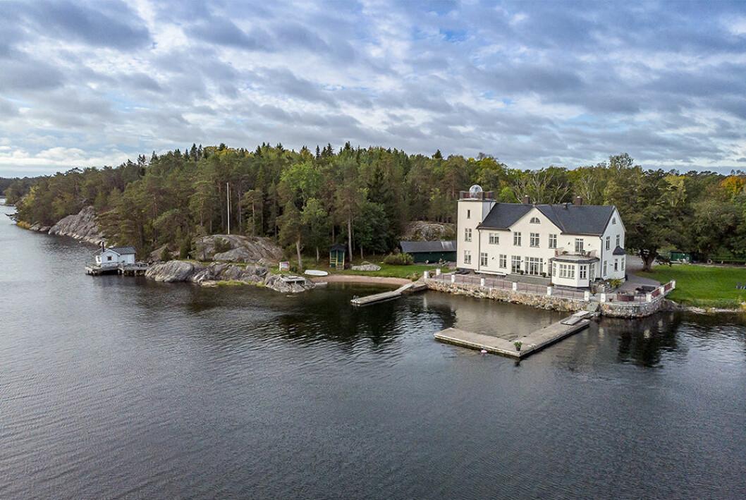 Björkviks Gård på Värmdö 2019