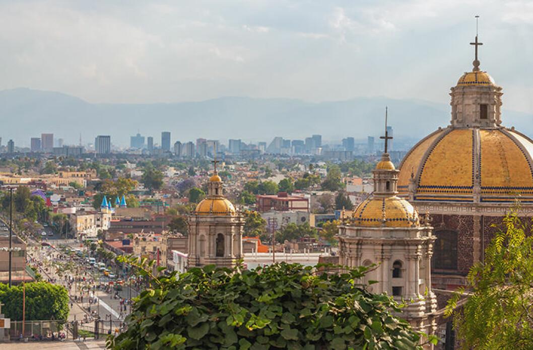 Trendiga städer 2019 – Mexico City är en av dem