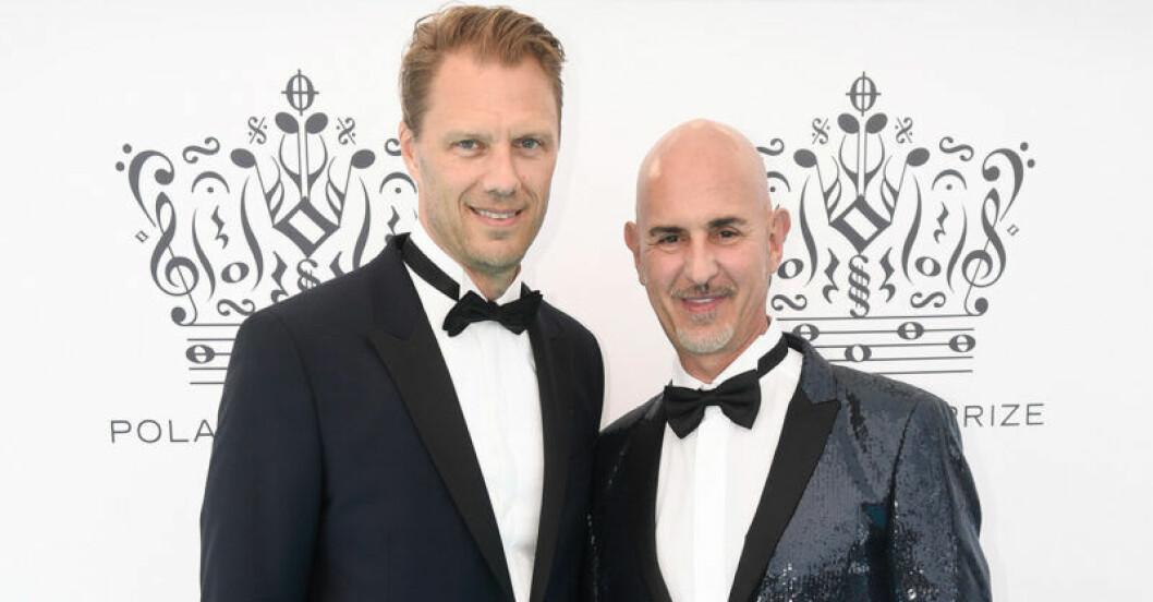 Micael Bindefeld och Nicklas Sigurdsson