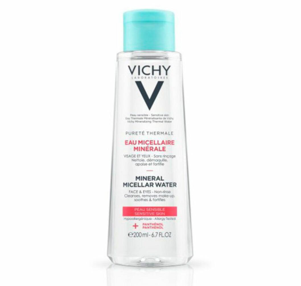 Vichy miceller water