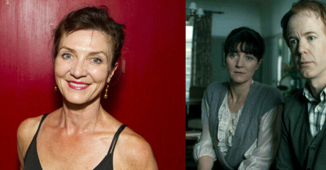 Michelle Fairley i Harry Potter