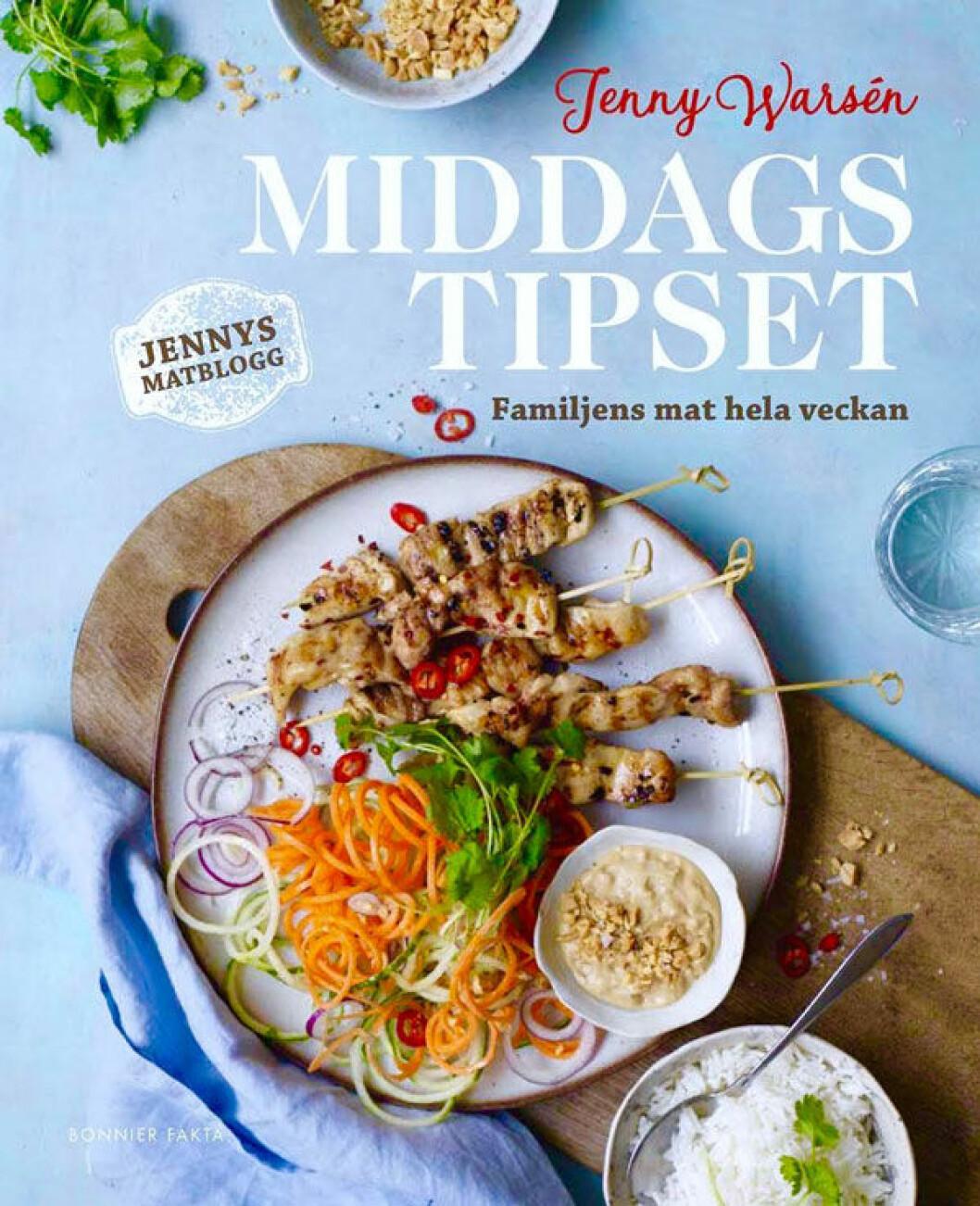 Kokboken Middagstipset av Jenny Warsén.