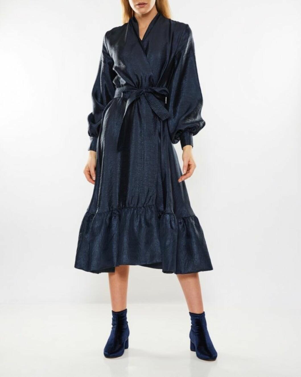 Midnattsblå Stine Goya-klänning