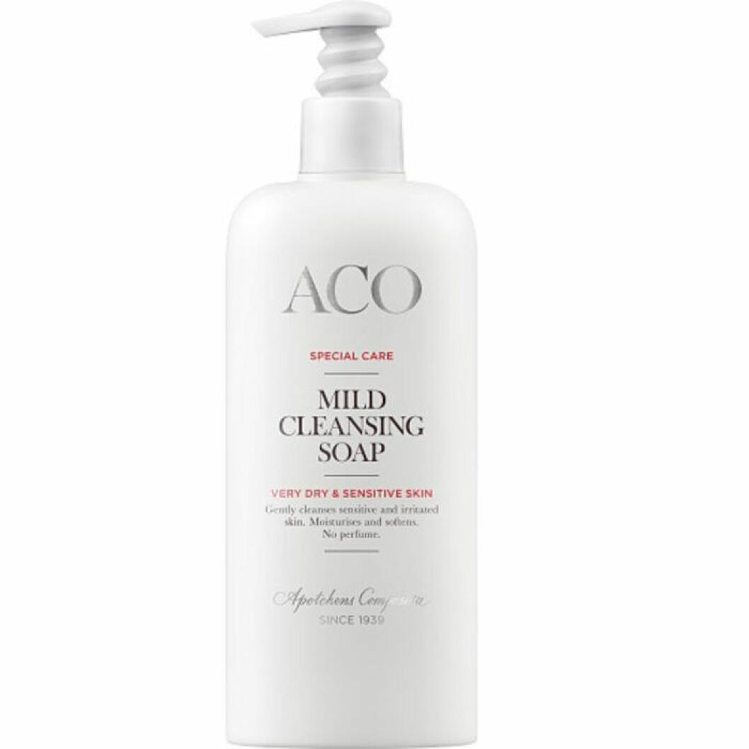 Handtvål som är parfymfri från ACO