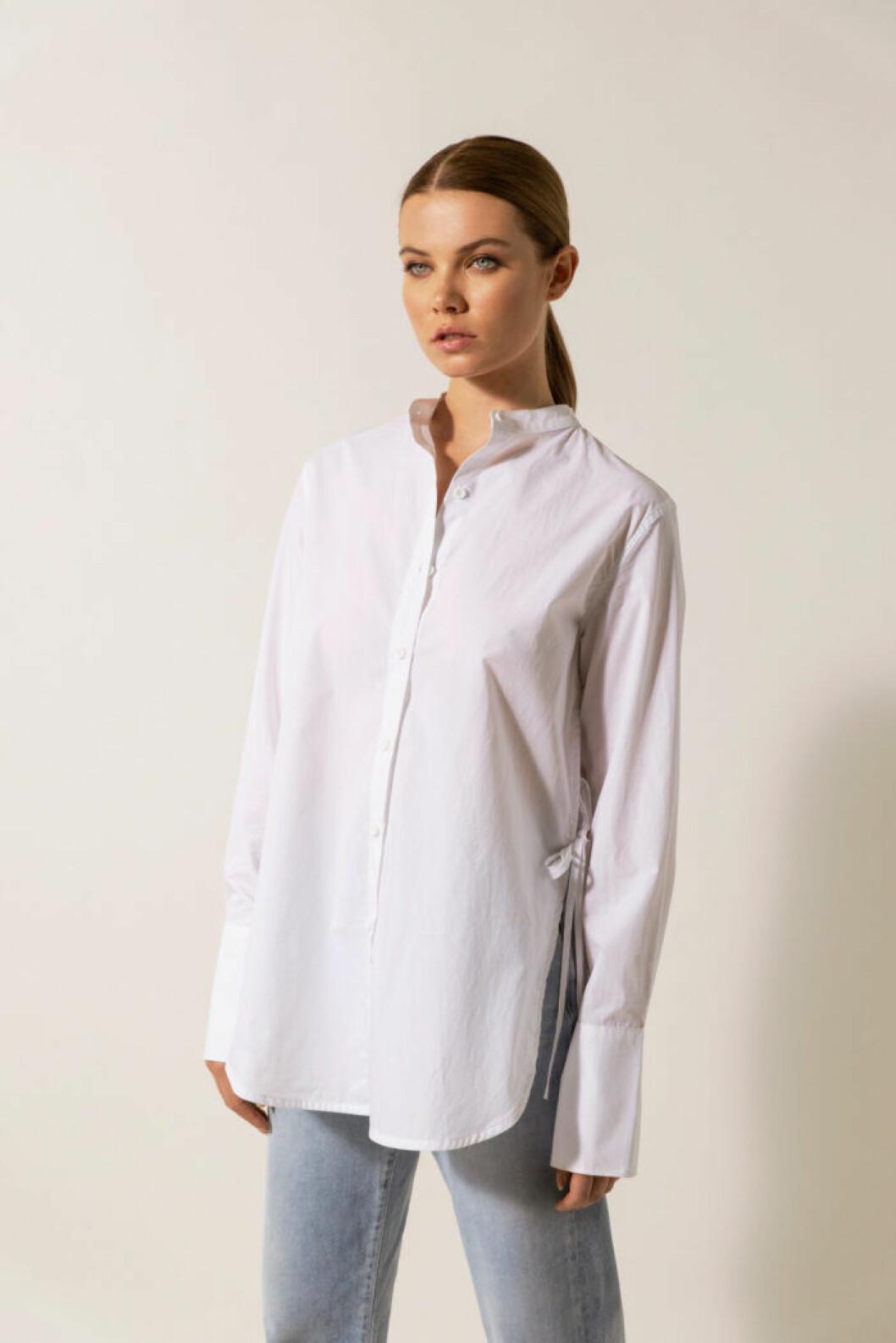 vit skjorta By malina