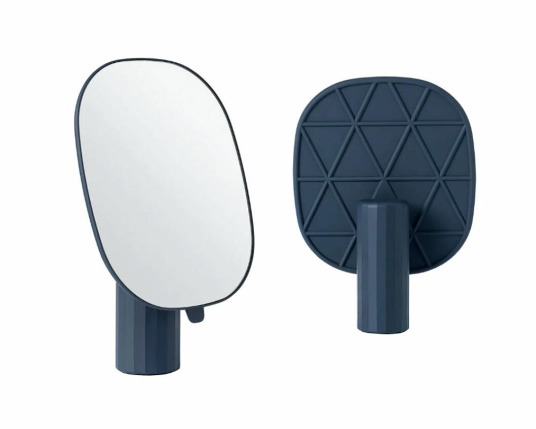 Mimic spegel i blått från Muuto