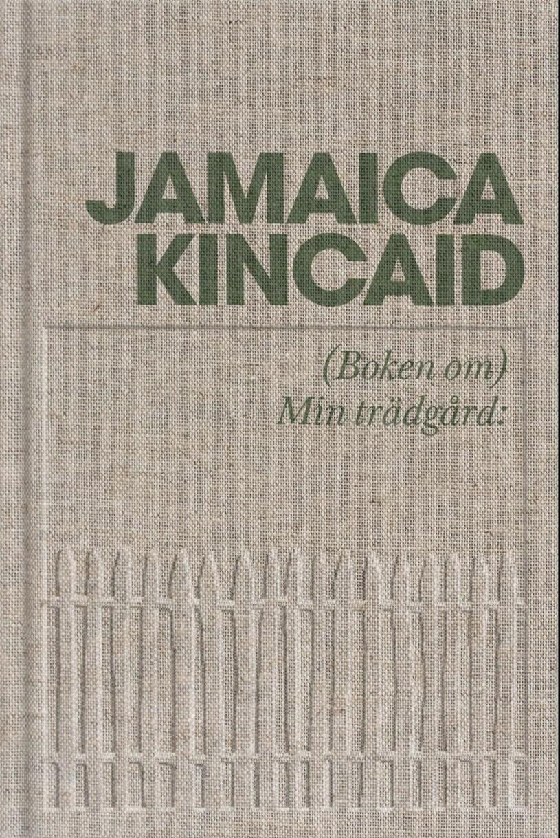 Min trädgård Jamaica Kincaid