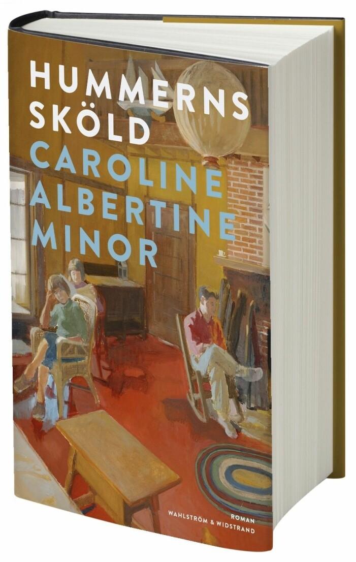 Hummerns sköld av Caroline Alberte Minor
