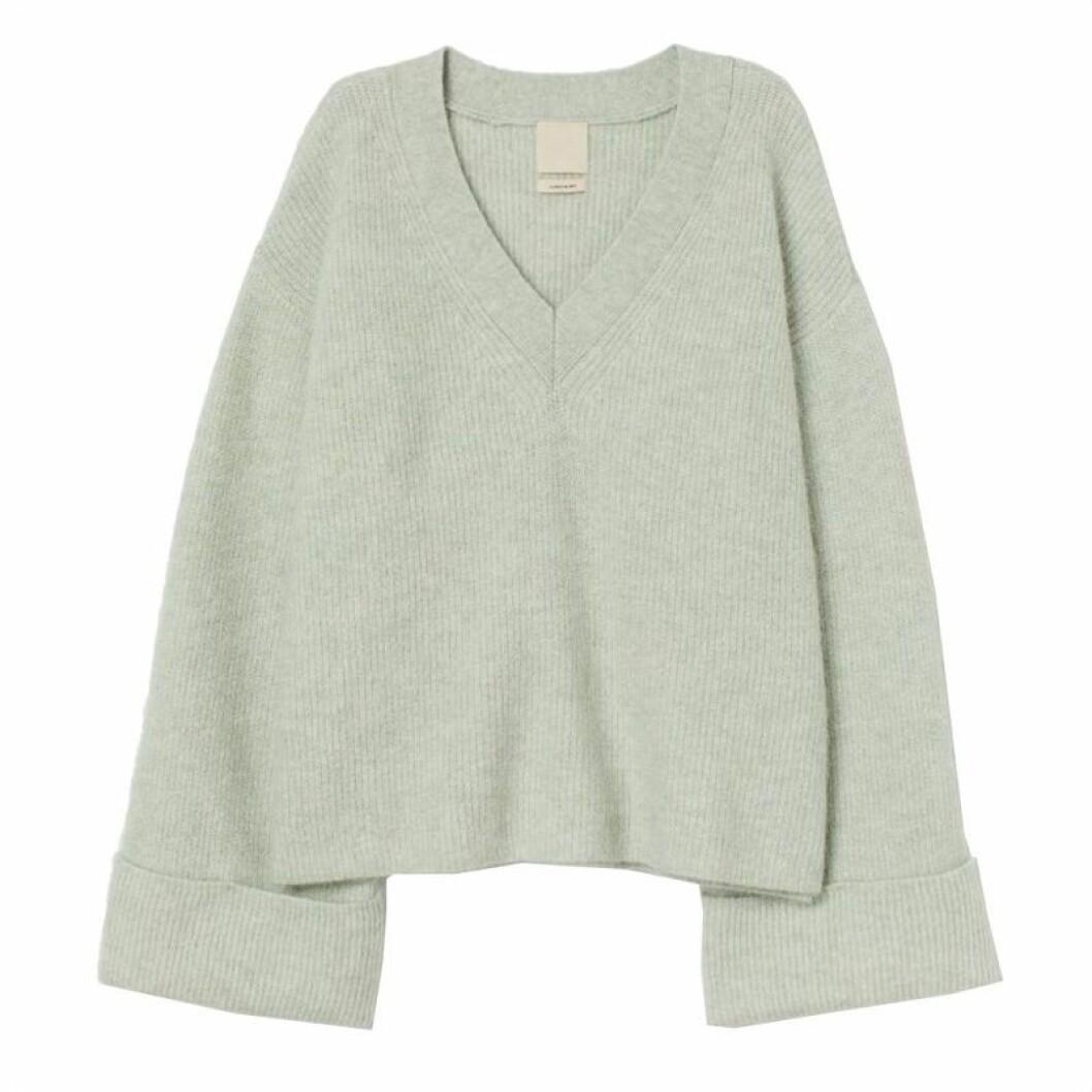 Mintgrön tröja från H&M