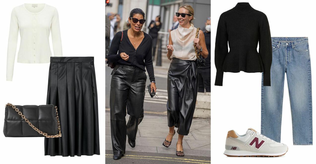 outfits för hösten 2021 – bästa modenyheterna och hur du stylar dem