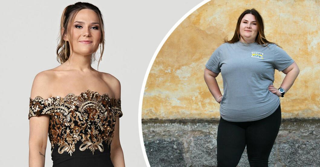 Se Biggest loser-deltagarnas otroliga förvandling – vinnaren Monas avslöjande