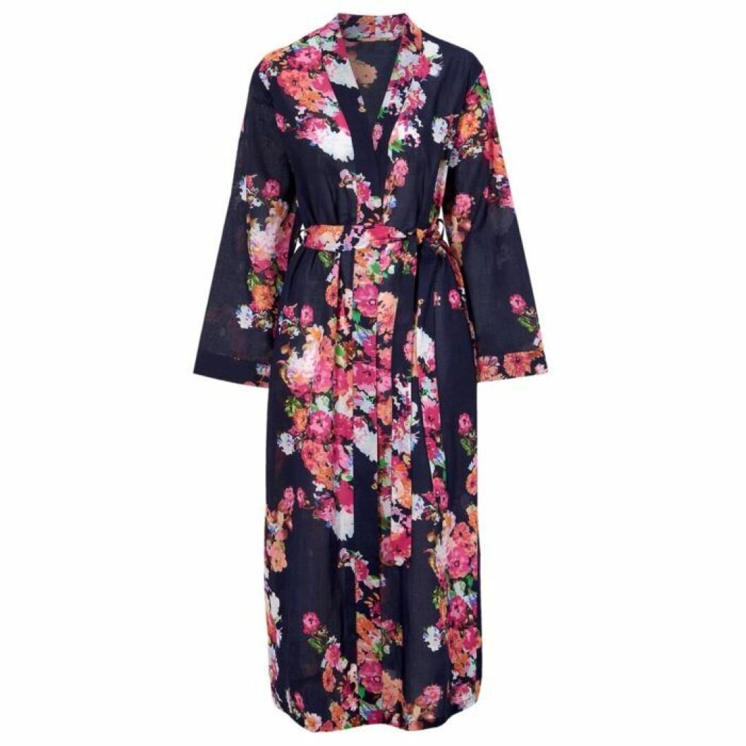 Lång mönstrad kimono från Cellbes