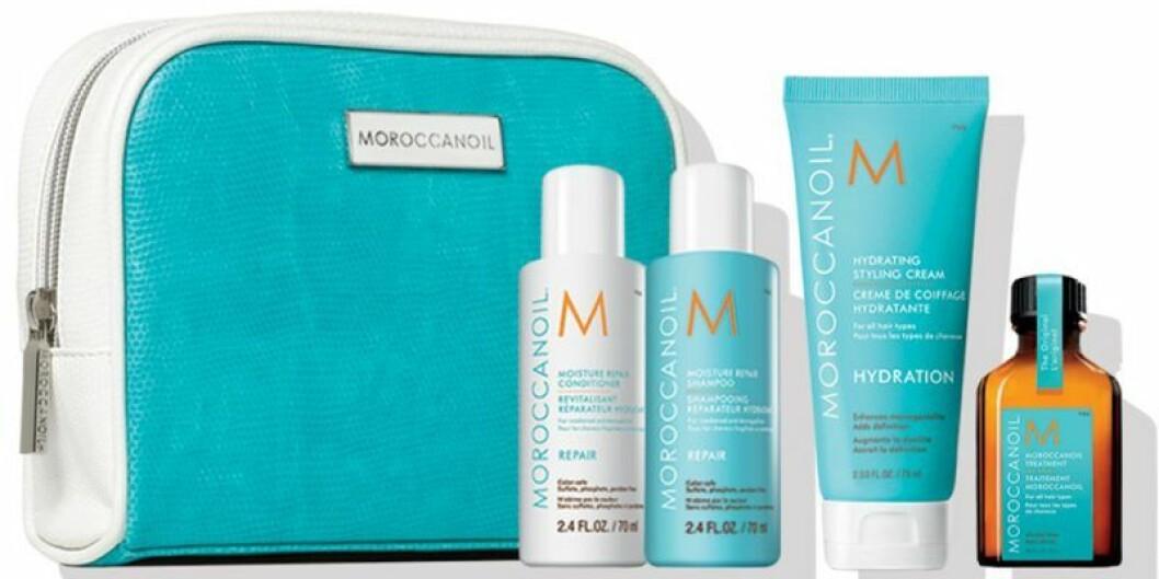 travel kit moroccanoil