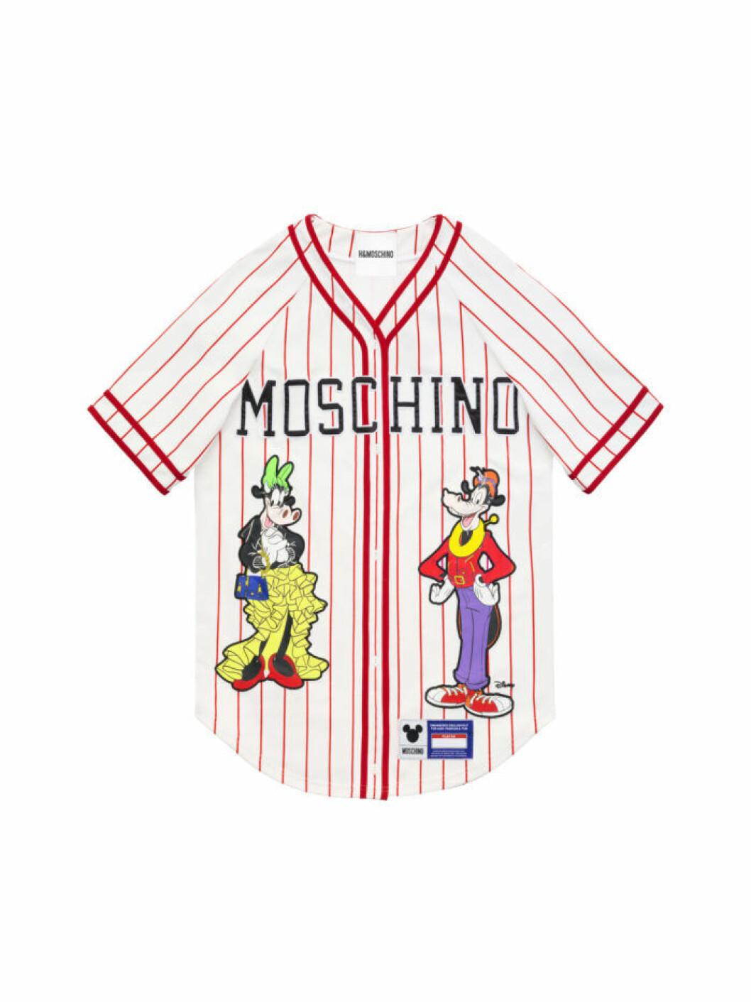 Baseballtröja med Disneyfigurer Moschino [tv] H&M