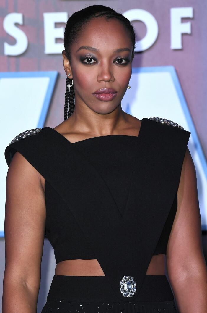 Naomi Ackie ska spela Whitney Houston.