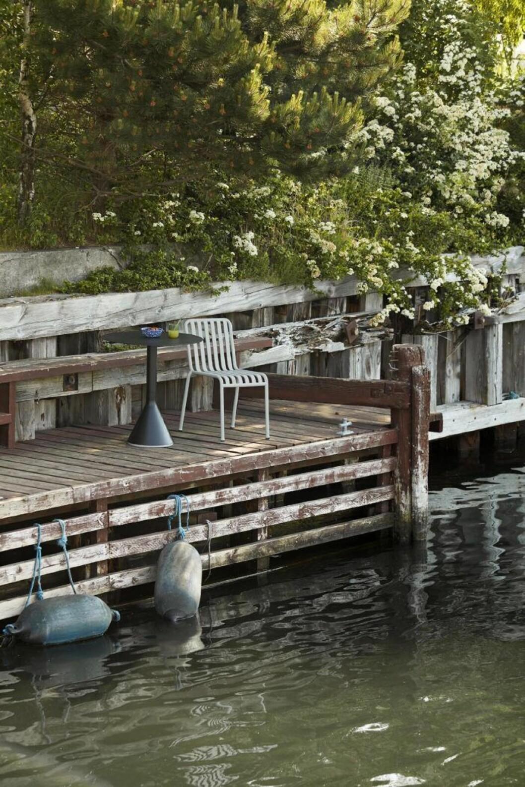 Fritidshus nära sjöar är populära.