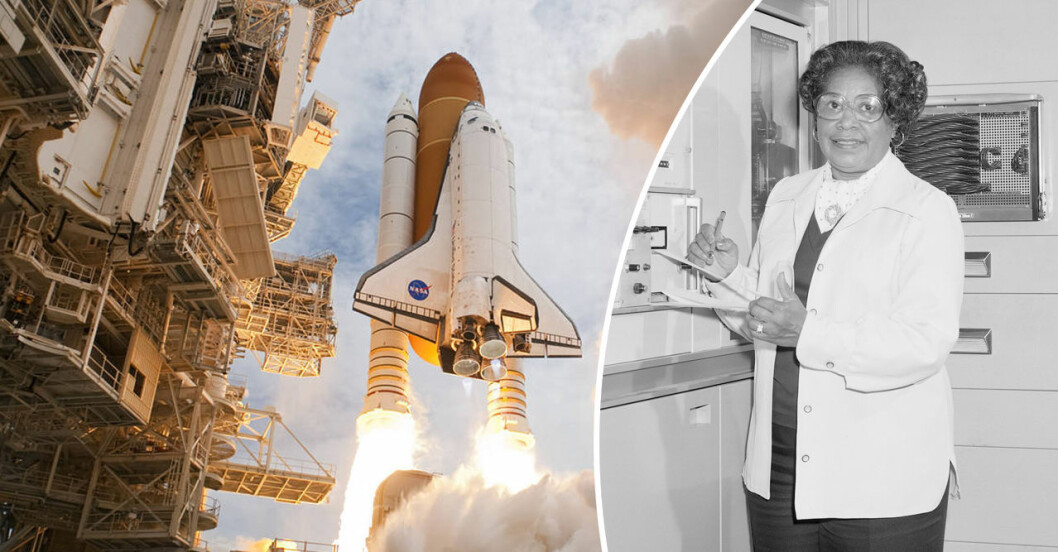 Nasa döper om sitt huvudkontor efter kvinnlig pionjär