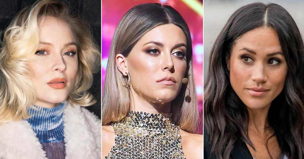 Zara Larsson, Bianca Ingrosso och Meghan Markle