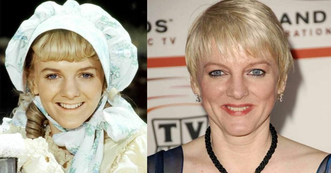Alison Arngrim spelade Nellie Oelson i Lilla huset på prärien